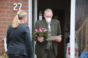 Dr. Peter Bauer Aus Krummesse Wurde Geehrt