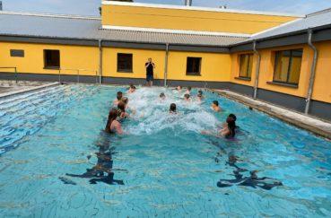 Ferienangebot, Schwimmbewegung Und Wassergewöhnung In Berkenthin