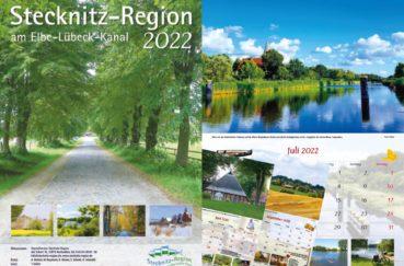 Stecknitz-Kalender 2022 Schon Zu Erwerben, Tolle Geschenk-Idee!