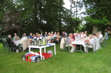 Klempau: Seniorennachmittag Im Garten