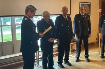 Feuerwehr Bliestorf Holt Jahreshauptversammlung Nach